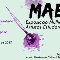 Exposio MAE - Mulheres Artistas Estudantes