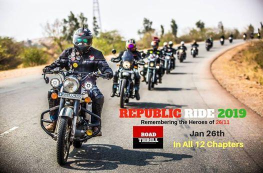 RT Republic Ride 2019  Chennai