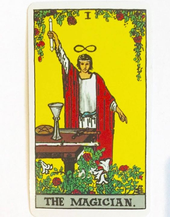 Intro to Tarot 2 Hour Class July 22nd 12-230 PM