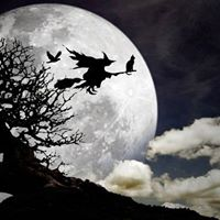 Oct. 8th Full Hunters Moon Witches Market