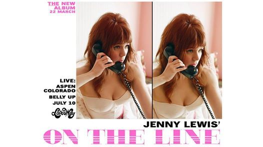 Jenny Lewis On The Line Tour 2019