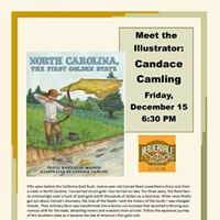 Meet the Illustrator - Candace Camling