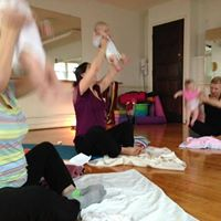 Mommy Baby Yoga Spring Registration