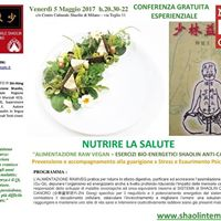 Milano FOOD City 2017 Conferenza Nutrire la Salute