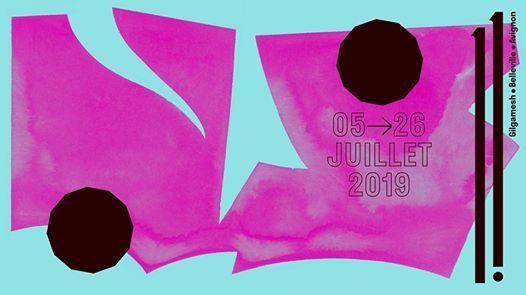 Festival OFF dAvignon au 11  Gilgamesh Belleville  5  26.07