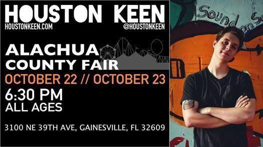 HOUSTON KEEN Gainesville FL  Alachua County Fair