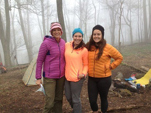Womens Appalachian Trail Backpacking Trip - FULL