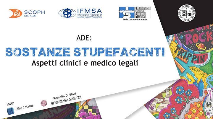 Sostanze stupefacenti aspetti clinici e medico legali