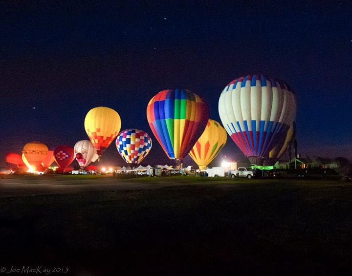 2018 Balloons Over Horseshoe Bay Resort