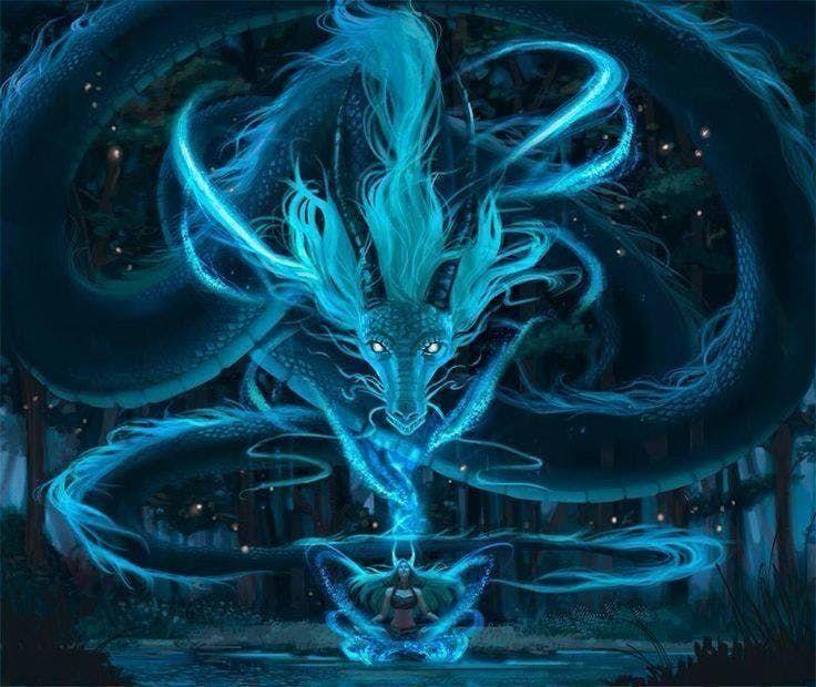 Dragon Transformation: Evolving Through Draconic Symbolism at
