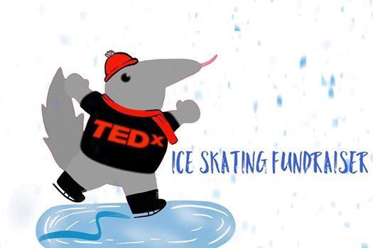 TEDxUCIrvine Ice Skating