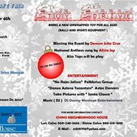 Holiday Boutique &amp Craft Fair &amp Annual Toy Drive