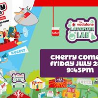 Cherry Comedy at Vodafone Comedy Festival
