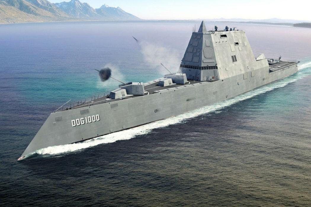 Killer Business Leadership & Management Lessons from the USS Zumwalt OC Chapter Mtg