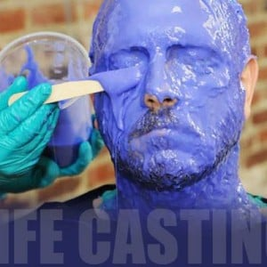 Introduction to Life Casting & Skin F/X Seminar at Reynolds