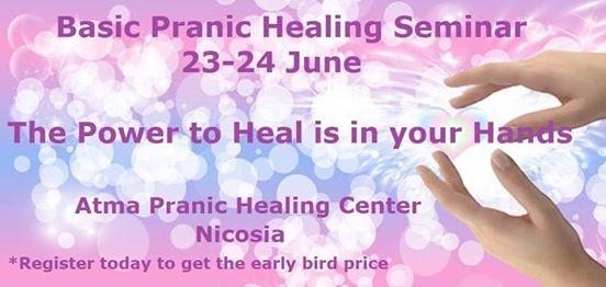 Basic Pranic Healing Seminar
