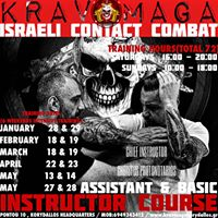 2o    &amp   KRAV MAGA-ISRAELI CONTACT COMBAT by PROTONOTARIOS(BASIC INSTRUCTOR COURSE)