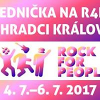 Jednika jede na Rock for People