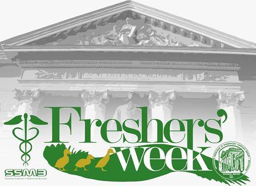 Freshers WEEK by SSMB