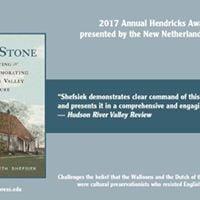 Kenneth Shefsiek Book Signing at New Netherland Institute