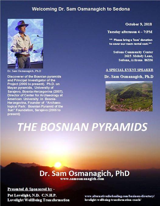Bosnian Pyramids - Ancient Energy Machines