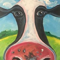 Curious Cows Painting Party