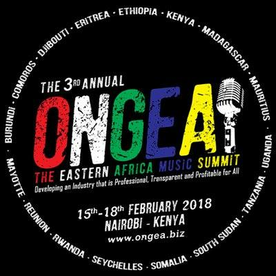 ONGEA - the 3rd Eastern Africa Music Summit