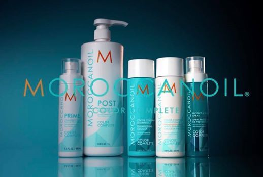 Moroccanoil Color Complete Launch Party