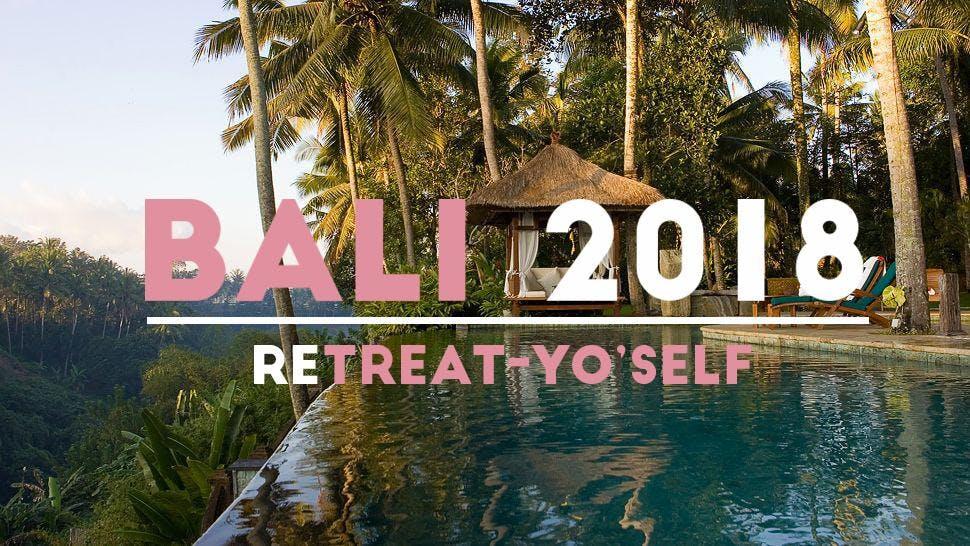 HYB VIP Members-only Bali Retreat
