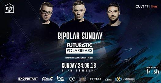 Bipolar Sunday-Ft Futuristic Polar Bears(UK)