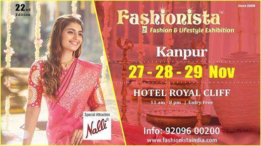 Fashionista Wedding & Winter Special Exhibition - Kanpur