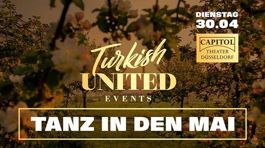 Dsseldorf  Tanz mit Turkish United Events in den Mai