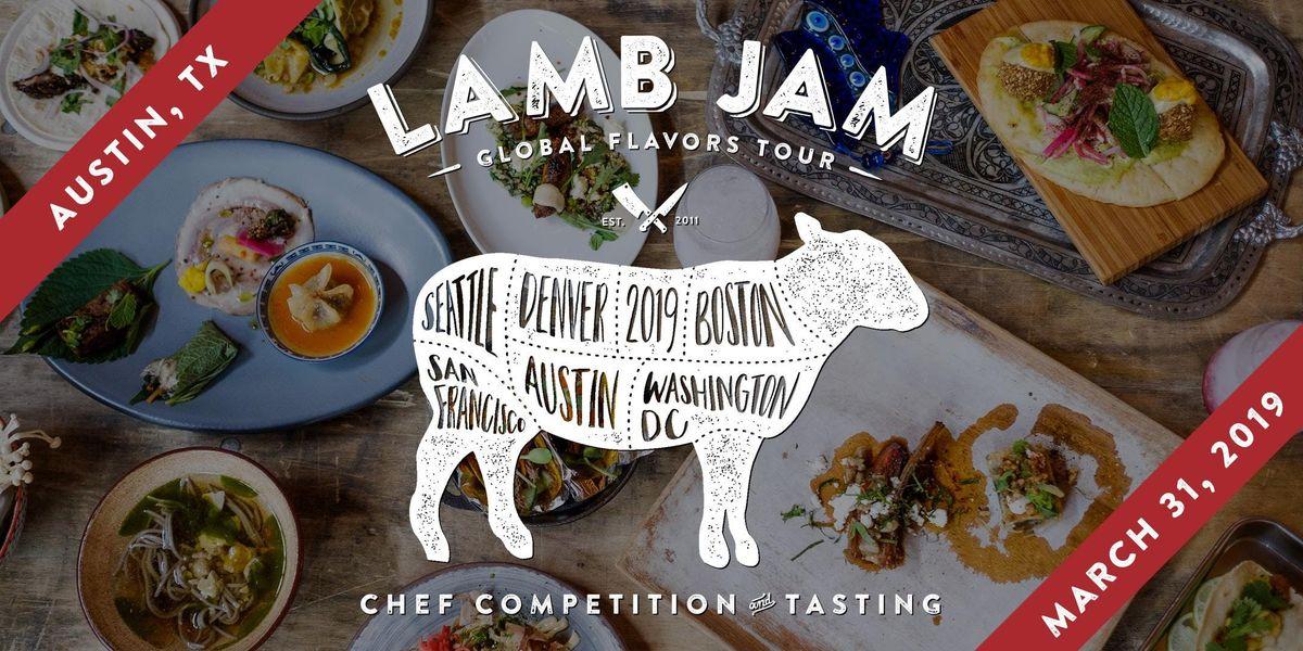 Lamb Jam Austin - 2019