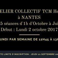 Atelier TCM (Technique vocale) hebdo  Nantes