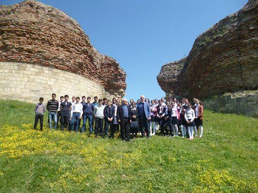 Chuxur Gabala walking tour