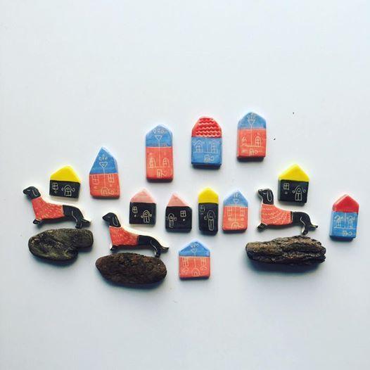 Little houses revin la Muzeul Taranului