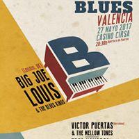 II Festival De Blues De Valencia 2017