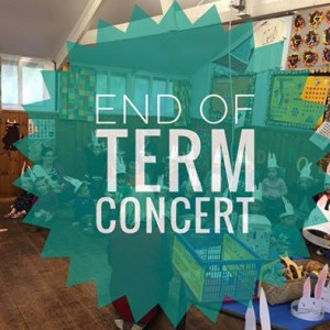 End of term concert