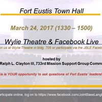 Fort Eustis Town Hall