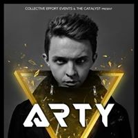 Arty at The Catalyst