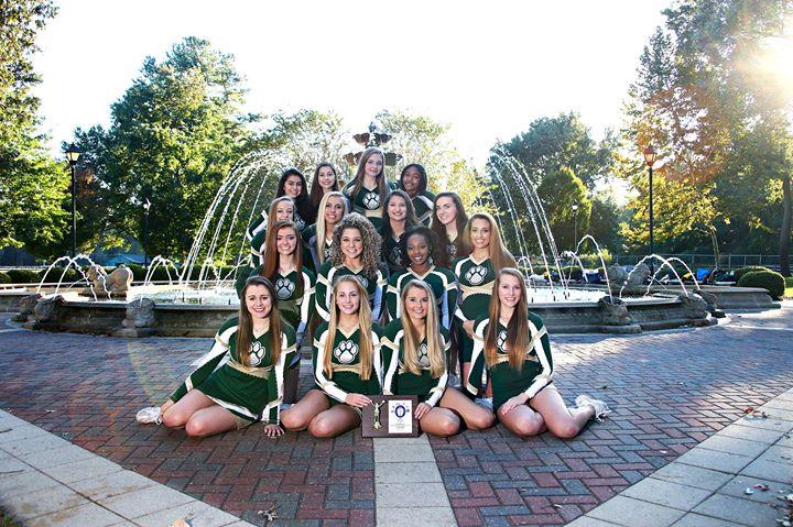 Great Bridge High School Youth Cheerleading Camp Chesapeake