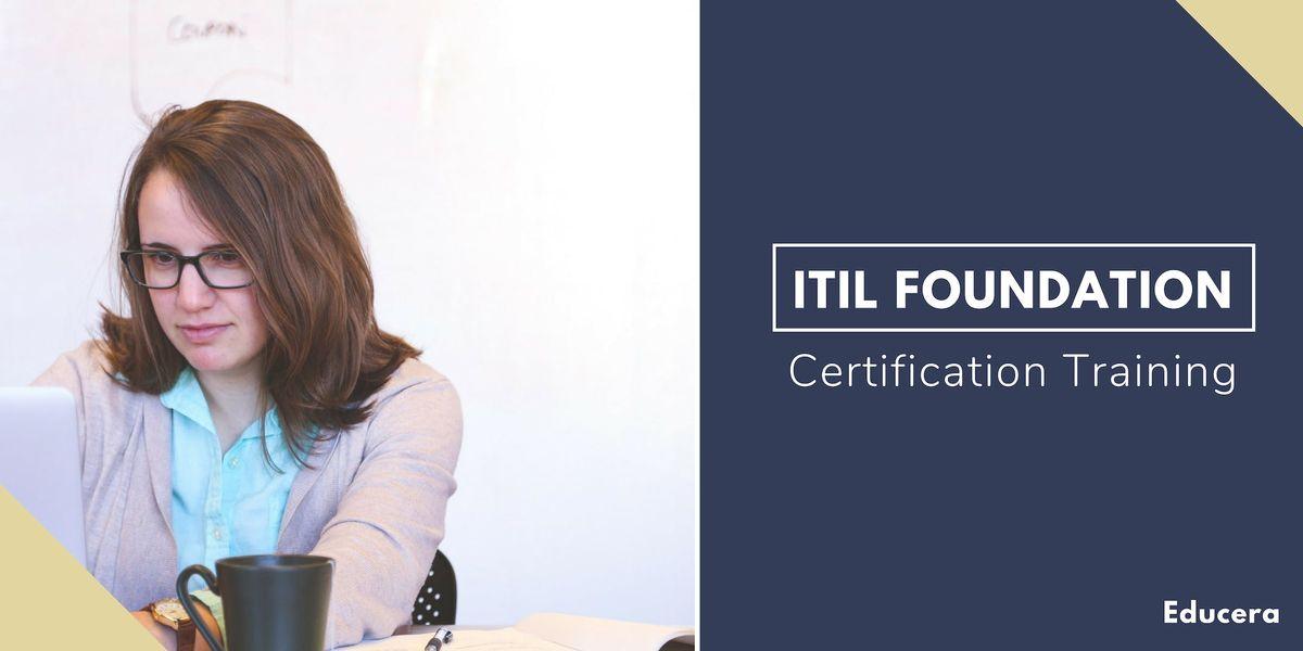 ITIL Foundation Certification Training in Birmingham AL