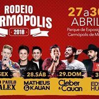 Rodeio Carmpolis 2018