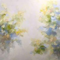 LIZ Nichols &quotGrowth&quot new paintings