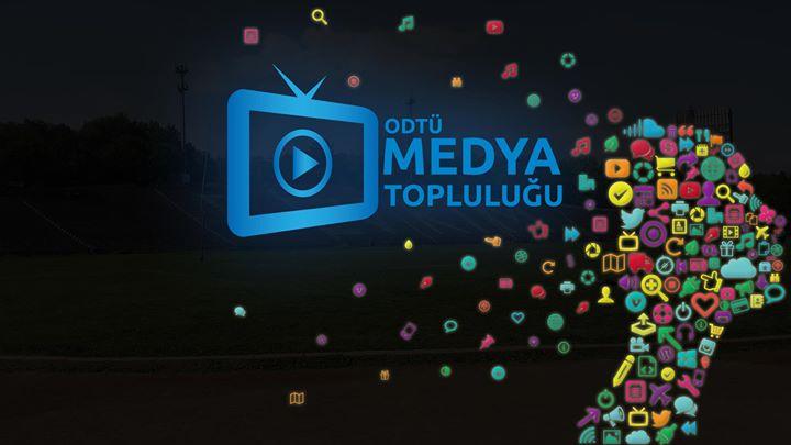 ODTÜ Medya Topluluğu Oryantasyon Standı at ODTÜ Devrim Stadı, Ankara