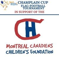 Sport Marketing &amp Management 9th Annual Champlain Cup Flag-Foot