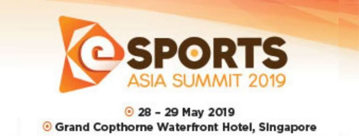 2nd Esports Asia Summit 2019 at Grand Copthorne Waterfront