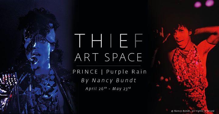 Thief Art Space Opening - Nancy Bundt