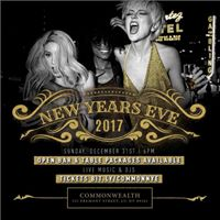 Commonwealth New Years Eve Ring In 2018