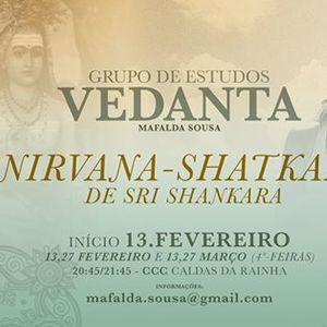 Grupo de Estudos de Vedanta - Nirvana Shatkam